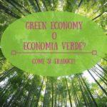 Nasce una nuova generazione di siti 'green'